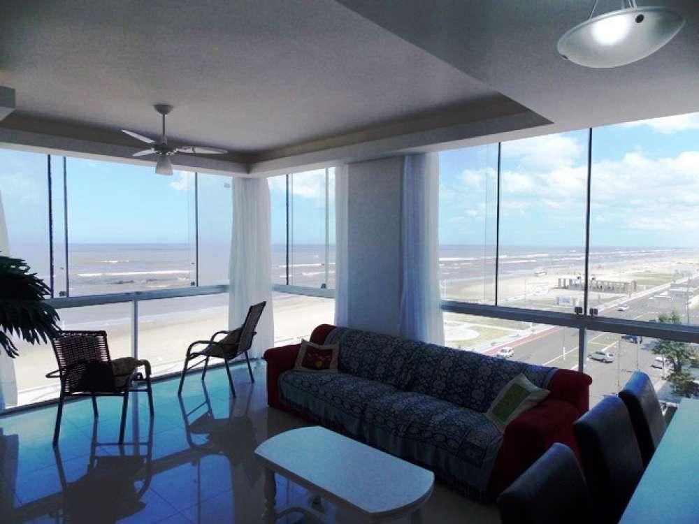 Apartamento 3 dormitórios para temporada, Centro em Capão da Canoa   Ref.: 1617