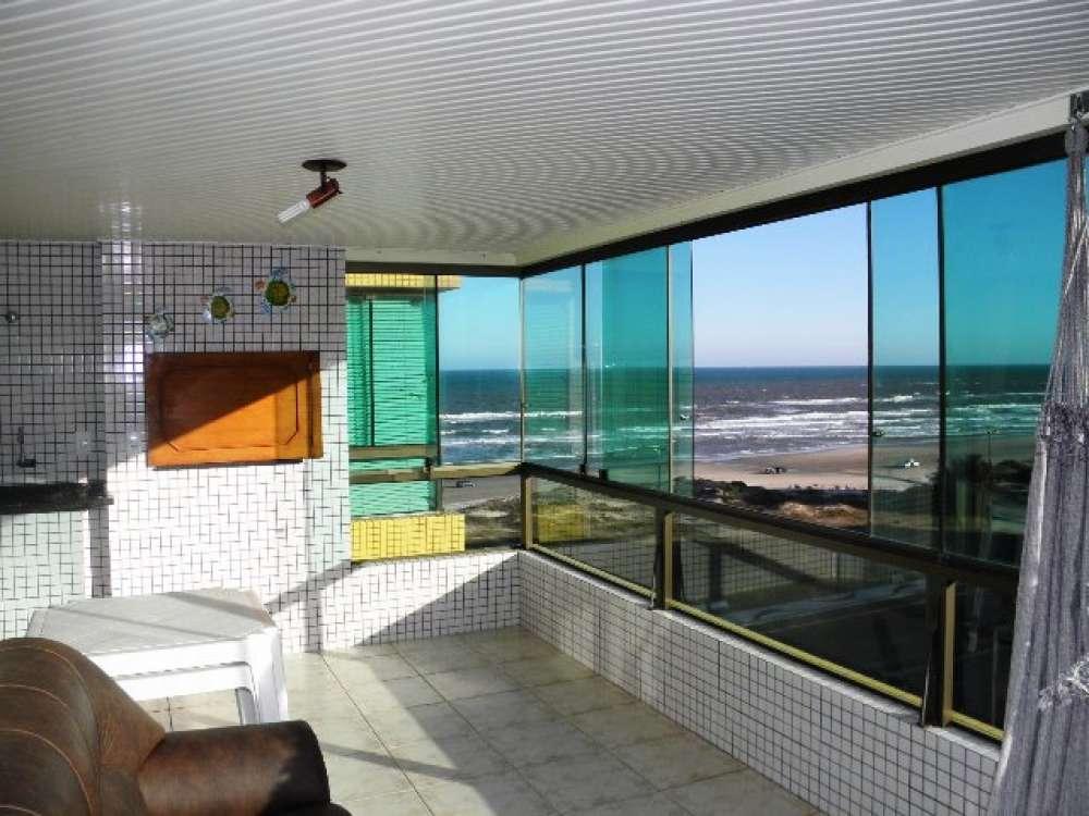 Apartamento 2 dormitórios para temporada, Centro em Capão da Canoa | Ref.: 195