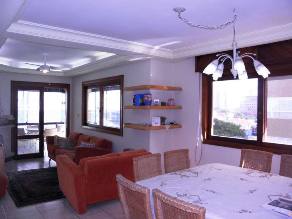 Apartamento 4 dormitórios para temporada em Capão da Canoa | Ref.: 425